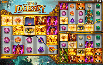 Epic Journey online slot game