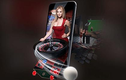 NetEnt mobile live dealer roulette