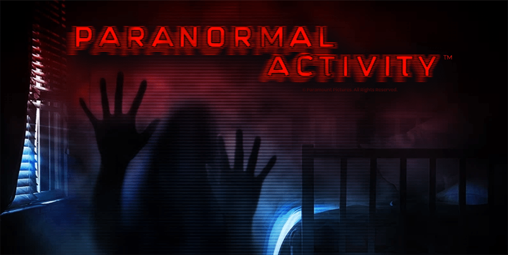 Paranormal Activity online slot game
