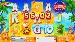 Spinions Beach Party online pokie