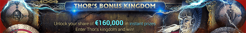 Royal Vegas Thor's Bonus Kingdom