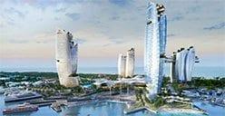 $3bn Gold Coast casino resort plans
