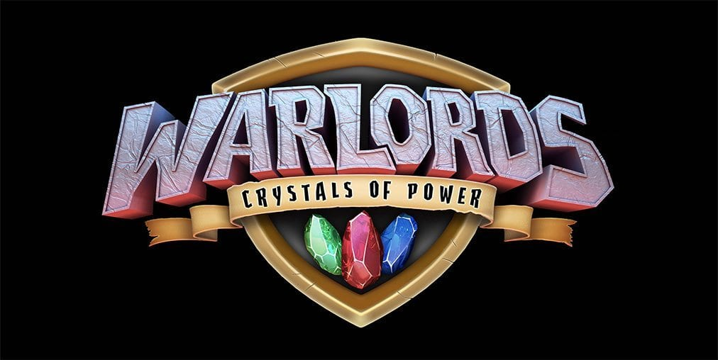 Warlords: Crystals of Power online slot game