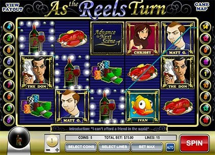 Rival Powered iSlots online slot game