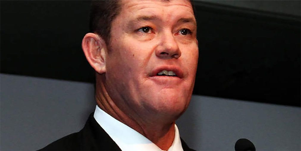 James Packer - Crown Resorts