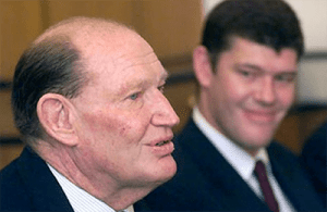 Kerry Packer - whale vs casino