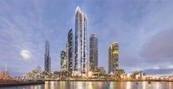 Crown unveils $1.75bn Queensbridge Tower plans