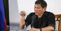 President Duterte orders Philippines anti-gambling raids