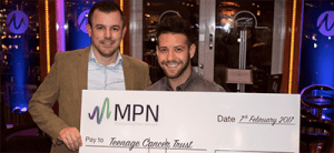 MPN poker network raises money for charity