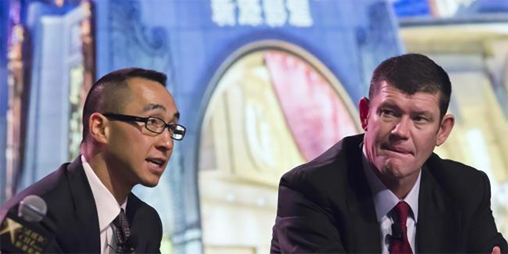 Melco boss slams Crown Resorts over China debacle