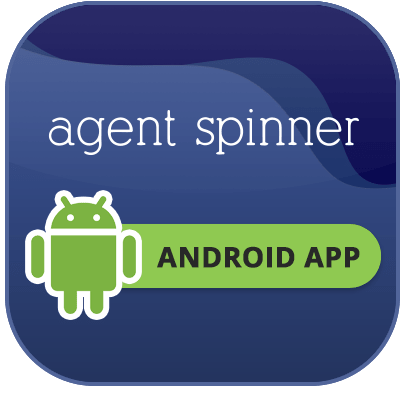 Agent Spinner Android mobile supported