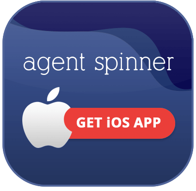 Agent Spinner iOS mobile real money casino site