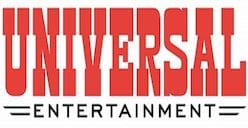 Universal Entertainment Corp logo