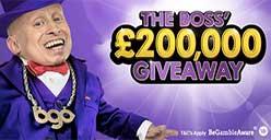 BGO $200,000 giveaway