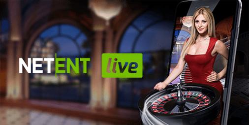 NetEnt Live Mobile