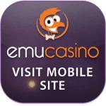 Emu Casino mobile