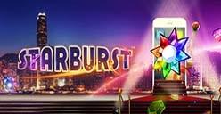 Leo Vegas Casino 150k giveaway Starburst