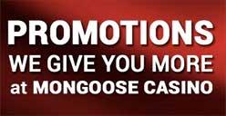 Mongoose bonus