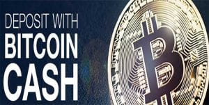 Bitcoin Cash at Bovada