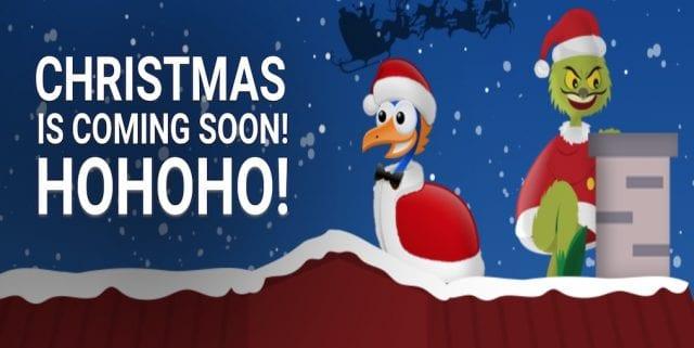 Emu Casino Christmas promo