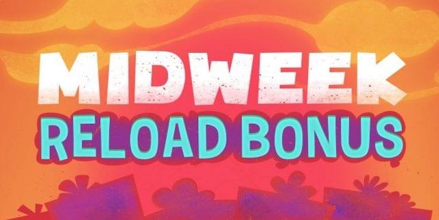 Mucho Vegas Midweek Reload Bonus