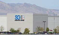 SGC in Las Vegas, Nevada