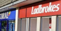 Ladbrokes and Coral bookmakers