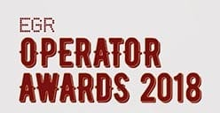 GVC dominate EGR Operator Awards