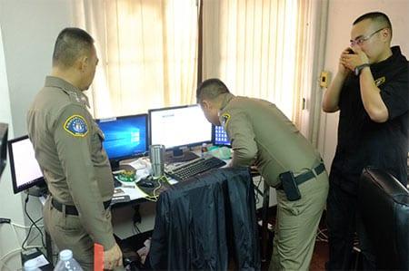 Thailand gambling news