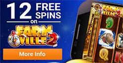 No-deposit free spins casino bonus