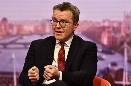 UK Labour deputy Tom Watson