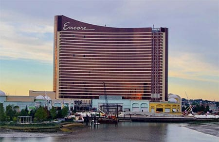 Encore Boston Harbor casino news